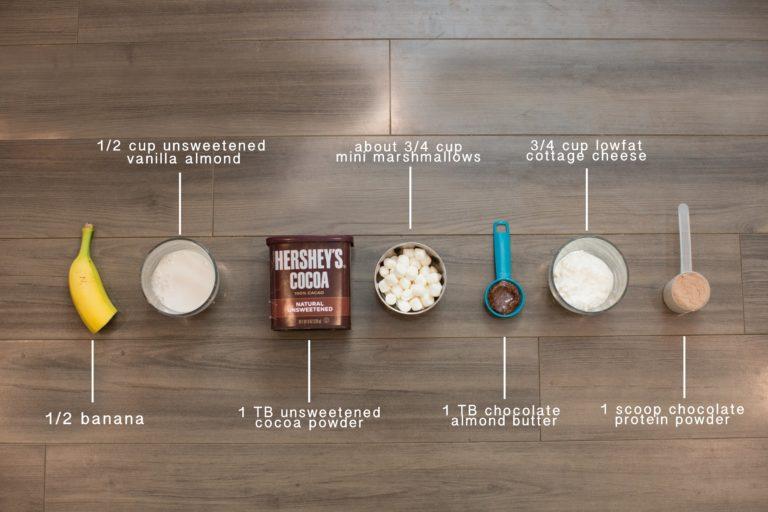 hot chocolate pops ingredients