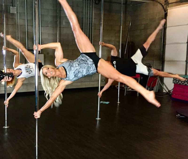 Fitness is Fun: Pole Fitness