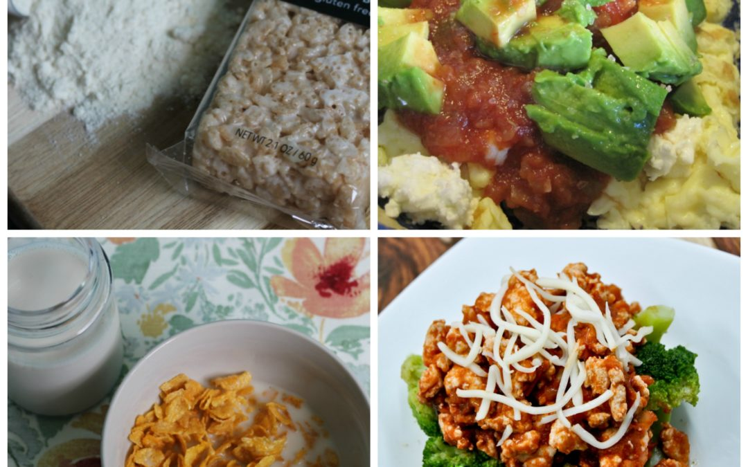 Our Top 4 Transformation-Friendly Food Faves