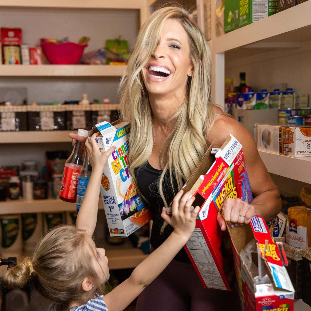 Pantry Refresh || How to Organize Your Pantry for Healthy Eating