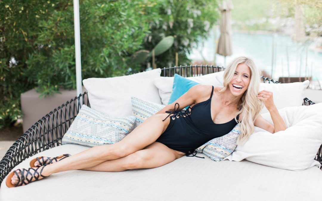 My ULTIMATE Inner Thigh Thinning Secrets + At-Home Resistance Band Moves