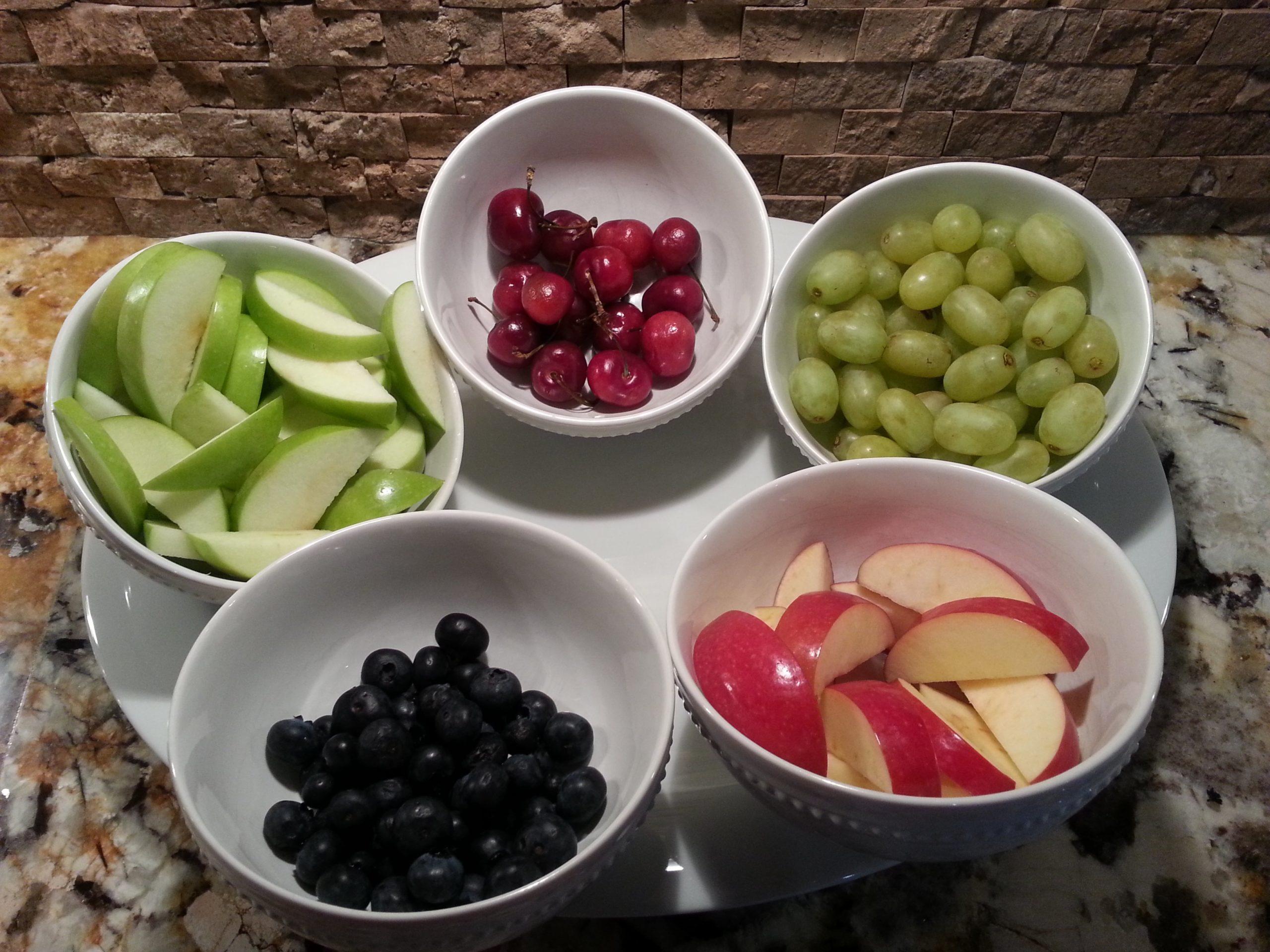 Fruit Christmas Tree-Supplies